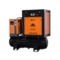 Airhorse 15 hp belt driven Screw air compressor with dryer receiver and filters