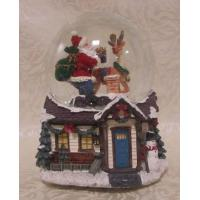 Christmas Water Globe, Water Ball (SFR0590) Manufactures