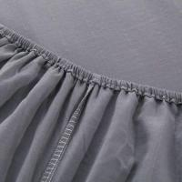 silver fiber antistatic conductive earthing fitted sheet king size Manufactures