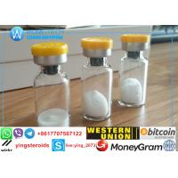 Quality Strength Enhancement Peptide Hormones Bodybuilding Sermorelin Acetate for sale