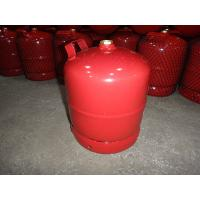Red Household Gas Cylinder Bottles portable GLP gas Tank for BBQ Manufactures