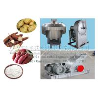 High quality sweet potato starch making machine with competitive price Manufactures