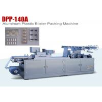 Pharmaceutical Small Flat Type Automatic Blister Packing Equipment DPP-140A Manufactures