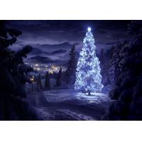 Factory direct Produce Christmas Day  polyester material Area rug 152x244cm Manufactures