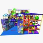 Cheer Amusement Ocean World Theme Indoor Soft Play Playground Equipment Manufactures