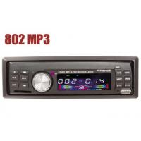 Car MP3 Player Car Audio Music Player Audio car dvd player CD MP3 Format---(MP3 802) Manufactures