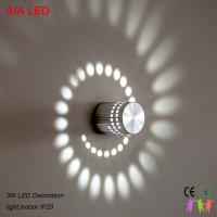 China D55x75mm 6W inside modern LED wall light/LED wall lamp/LED home lighting for hotel on sale