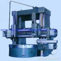 Double Column Vertical Turret Lathe Machine For Processing Bearings 350MM/MIN Manufactures