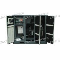 125hp 90kw Rotary Type Compressor Portable Unit With Air Compressor AC Power Manufactures