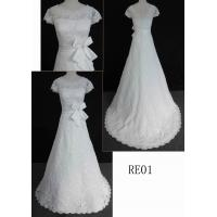 Quality A line wedding dress for sale