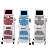 Electric 808nm Diode Laser For Hair Removal Laser Waxing Machine 12mm×12mm Spot Size