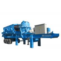 Cone Crusher Station Mobile Crushing Plant Limestone Crushing Plant for sale