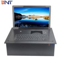 aluminum alloy material supply keyboard electric flip up monitor BF7-15.6A Manufactures