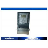 Three Phase Three Wire Digital Electric Energy Meter 10 Years Storage Time Manufactures