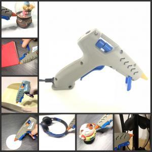 China New design Industrial high temperature cordless hot melt glue gun on sale