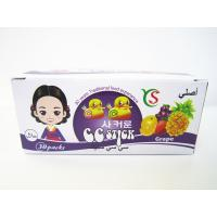 14.4g CC stick Sweet And Sour CC Stick Candy Deep In Grape Flavor Children's Favorite Manufactures