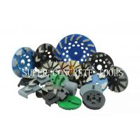 We Supply All Kinds Of Metal Bond Diamond Tools For Floor Grinding and Polishing Manufactures