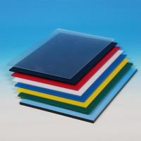 Low cost cast acrylic sheets with high transparency Manufactures