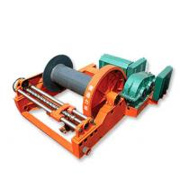 High Speed 10 Ton  -  50 Ton Electric Wire Rope Winch , Windlass JM Series Manufactures