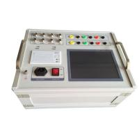 Digital Circuit Breaker Analyzer , Dynamic Characteristics High Voltage Tester Manufactures