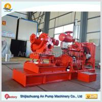China diesel high pressure farm irrigation pump for rice on sale
