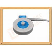 China TOCO Pressure Fetal Monitor Transducer 1PX8 Insulated Type With PU Material Cable on sale