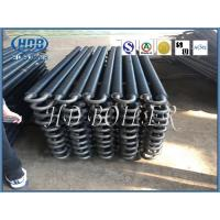 Buy cheap Hot Water Boiler Stack Economizer / Economiser Tubes Anti - Corrosion from wholesalers