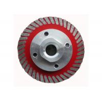 75mm Durable Diamond Circular Saw Blade For Cutting Ceramic Tile No Chips Manufactures