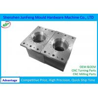 High Demand CNC Metal Parts / CNC Machining Service ISO9001 Certification Manufactures