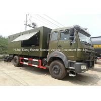 Beiben Mobile Workshop Truck For Vehicle Maintenance , Multifunctional Maintaining Truck Manufactures