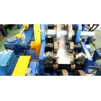 Metal C Channel Roll Forming Machine , Manual Decoiler Cz Purlin Machine Manufactures