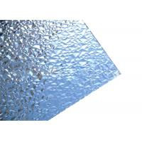 Sun Board Polycarbonate Plastic Sheets , Polycarbonate Roof Panels Easy Installation Manufactures