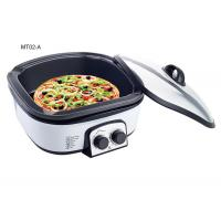 Energy Saving Power Multi Cooker Enhance Natural Food Flavors Extra Large Capacity Manufactures