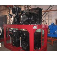 Cast Iron High Pressure Air Compressor for Food and Drink Industry Machinery Parts Manufactures