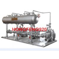 Energy Saving Condensate Recovery System Single Pumping Trap With Air / Steam Motive Manufactures