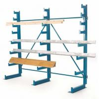Hot sale cheap good quality powder coating cantilever racking system Manufactures
