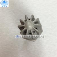 209 stainless steel wind jet air nozzle for high ambient temperature glass Manufactures