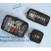 Packing Cubes Travel Luggage Organizers with Toiletry Cosmetic Makeup Bag & Shoe Bag,organizer bag, Travel Makeup Pouch