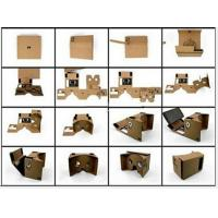 Google cardboard production CNC cutting table making cutter machine Manufactures