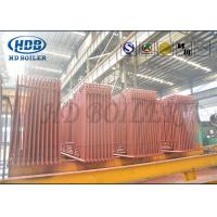 Evaporator Panel Assembly Coils Boiler Pressure Parts With ASME Standard Manufactures
