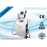Multifunctional 3 in 1 SHR Laser Machine For Hair Removal / freckle removal Manufactures