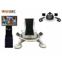 3 DOF VR Game Machine / Star Wars Games 4 Player Online Connection Support Manufactures