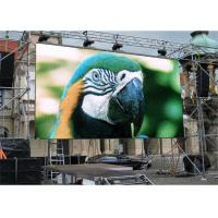 3500 Nits Outdoor LED Advertising Panel 1920 Hz With Stacking / Hanging Installation Manufactures