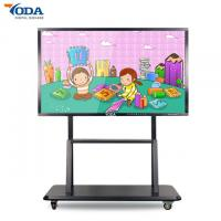 Android OS LCD Interactive Touch Screen Digital Display Large Conference Room Manufactures