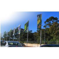 Quality outdoor Flag banner printing, street flag banner for sale