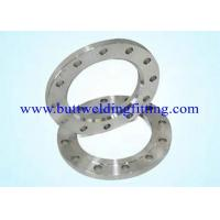 Steel Flanges, ANSI 150# / 300# Alloy Steel Slip on Flanges ASTM A 182, GR F1, F11, F22, F5, F9, F91 Manufactures