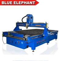 Quality Blue Elephant Large Size 2030 4 Axis Engraving Wood Cnc Router Machine Price Sale in India for sale