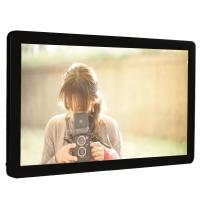 1920 * 1080 Full HD 22 Inch LCD Advertising Player Open Frame Thin Flat Screen Manufactures
