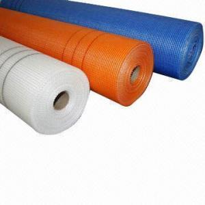Fiberglass Netting, Alkaline-coated for EIFS Reinforce Glass Fiber Net Supplier 70-160gr Manufactures