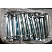 Anti Shock Stainless Steel Wedge Expansion Anchor, Expansion Bolts For Concrete Manufactures